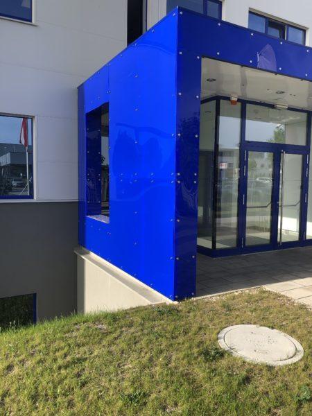 Glasfassaden Portale