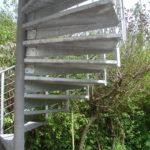 Stiegen Wendeltreppen
